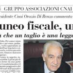Cuneo fiscale, una beffa